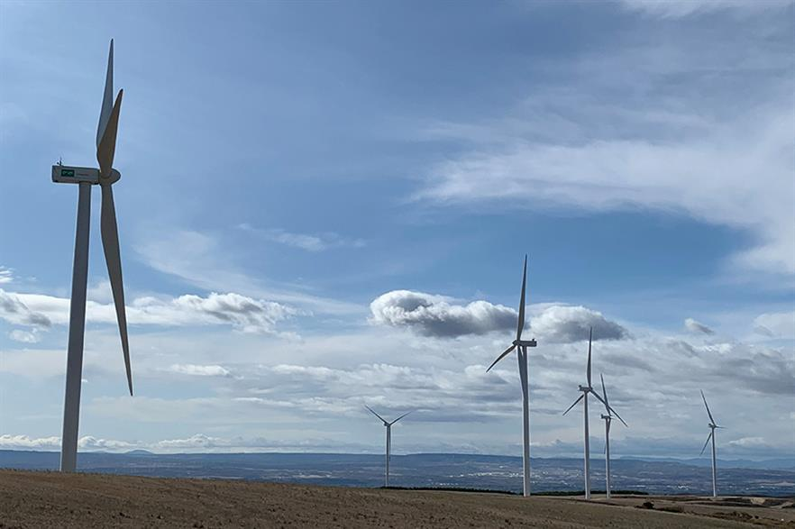 Endesa's 36MW Campoliva I project in Aragon came online in October 2019