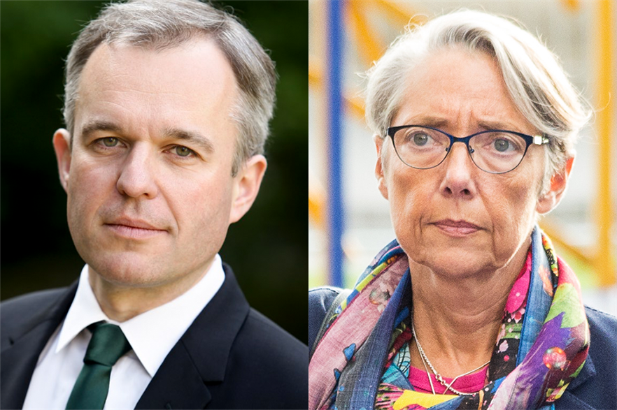 François de Rugy has been replaced by Elisabeth Borne at the Ministry for the Ecological and Inclusive Transition (pics: bruno perroud / WikiCommons)