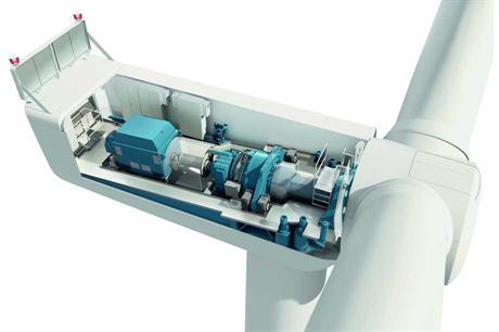 Nordex's Delta turbine