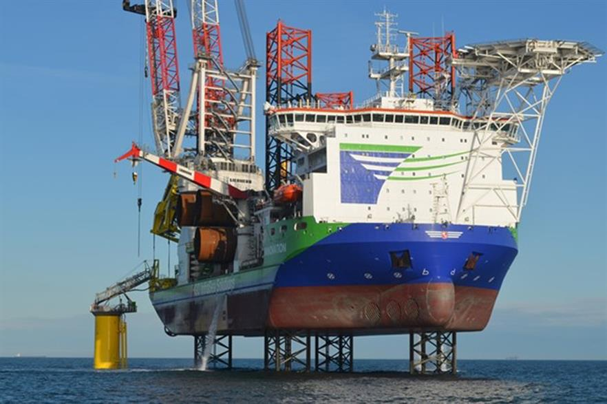 The Crown Estate recommends more collaboration between project developers and jack-up vessels