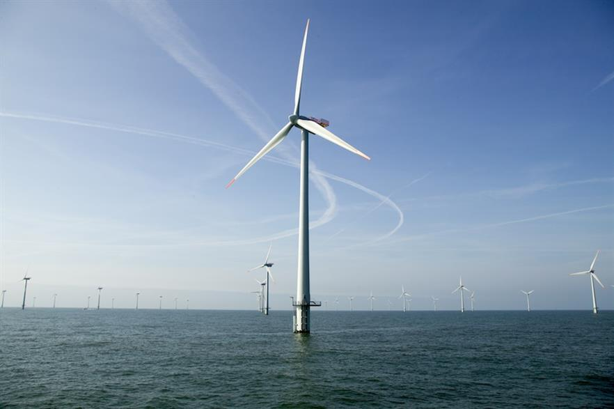 Vattenfall owns 60% of the Horns Rev 1 project