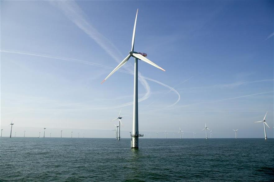 Dong operates the Gode Wind project in the German North Sea