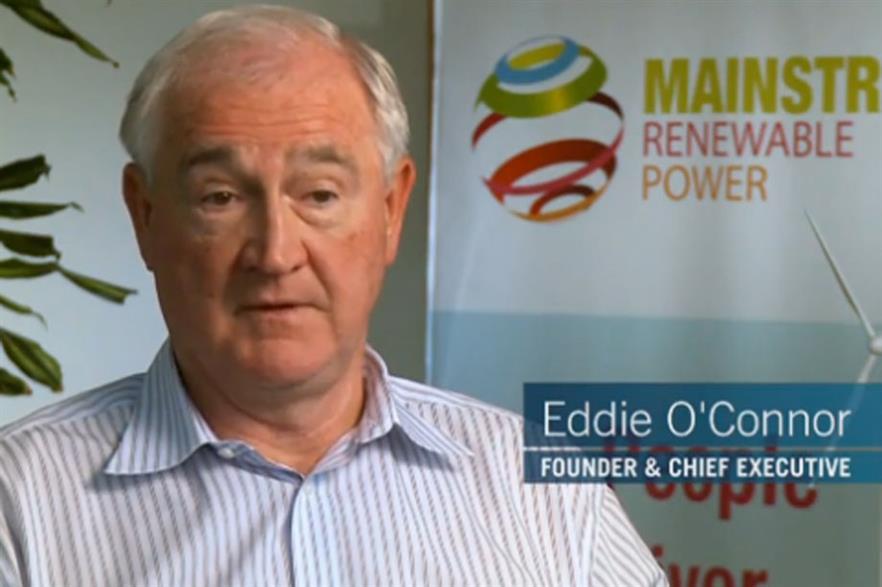 Mainstream CEO Eddie O'Connor, described the deal as a 'game changer'