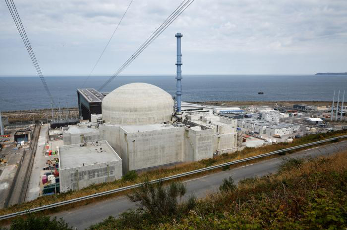Building more next-generation nuclear power plants, such as EDF's EPR under construction at Flamanville, would not be justified economically, Ademe found