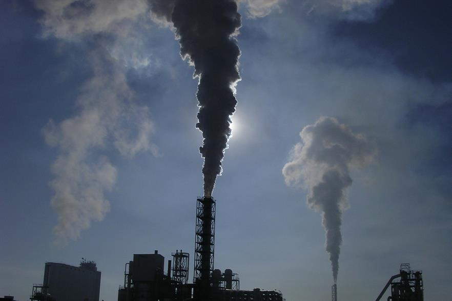Global emissions grew once again after a three-year plateau, PwC said