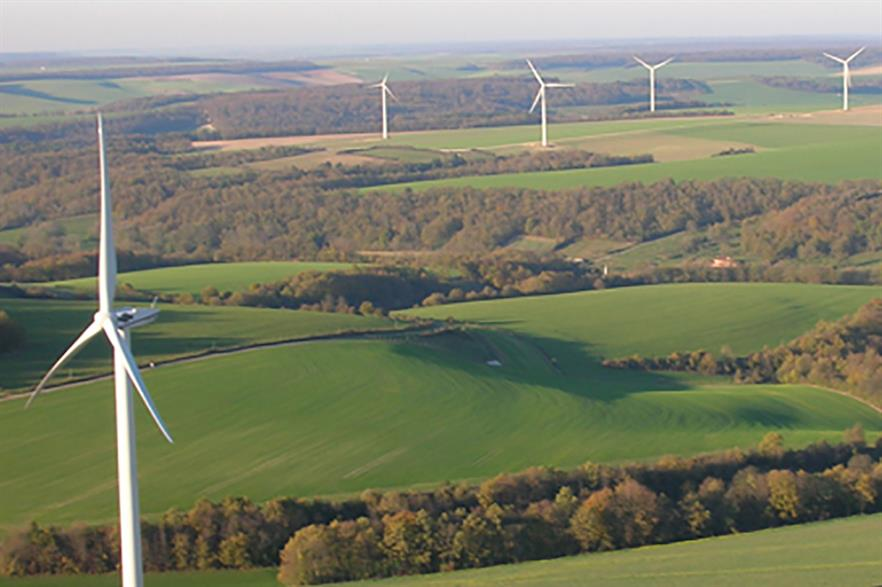 Engie acquired a wind power portfolio of more than 400MW in its native France with the takeover of La Compagnie du Vent in April (pic: Maia Eolis)