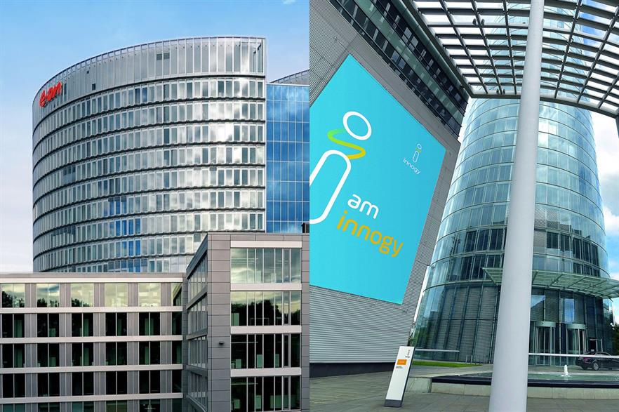 E.on has launched its takeover of RWE's Innogy business unit