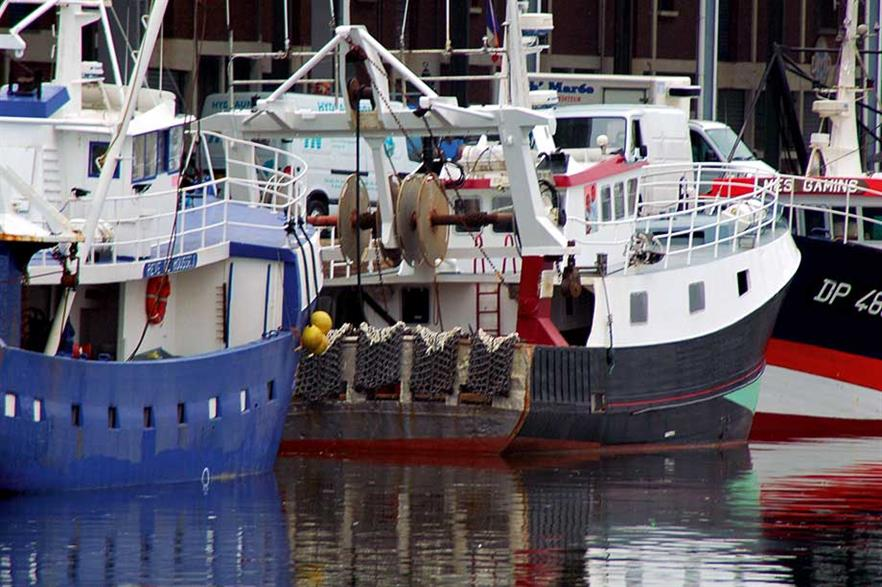 Restrictions… Trawling allowed, but not within 200 metres of turbines, or near substation (pic: Isamiga76)