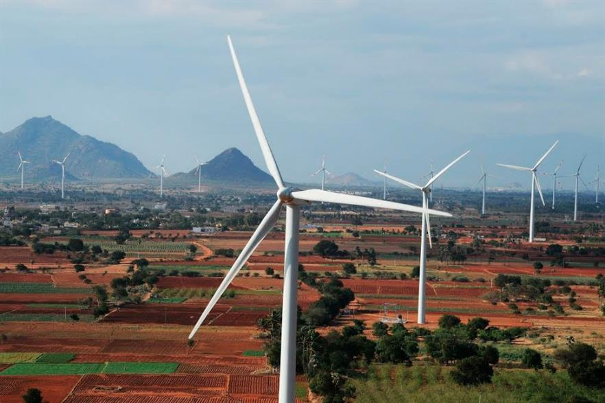 The deal is for Gamesa's G97 2MW turbine