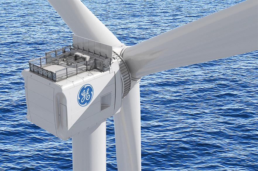 Vattenfall has conducted a technical validation of GE's 12MW turbine to inform its bid price for future offshore wind auctions (pic: GE Renewable Energy)