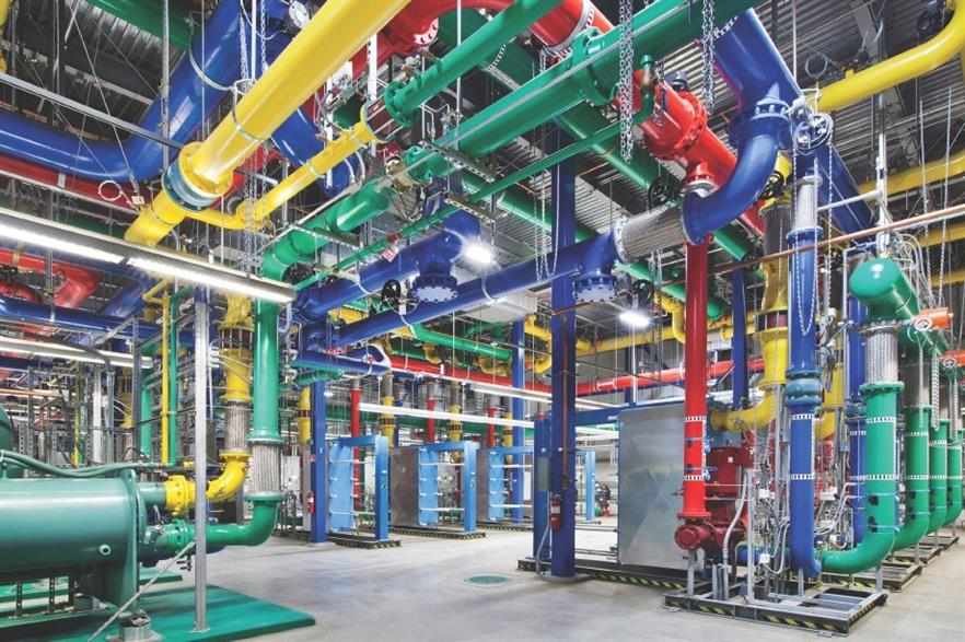 The project has a PPA for one of Google's data centres