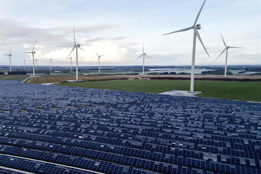 An eight-fold increase of wind and solar PV capacity will play a part in the global energy transition, according to DNV GL (pic credit: Sowitec)