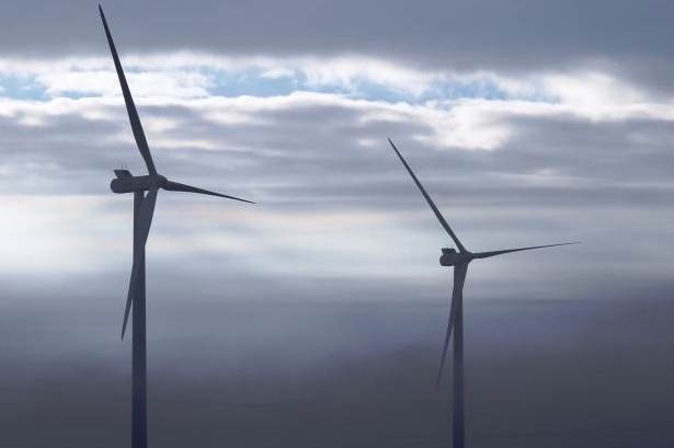 Turbines at the SSE-owned 68MW Keadby site in north Lincolnshire, England (pic: SSE)