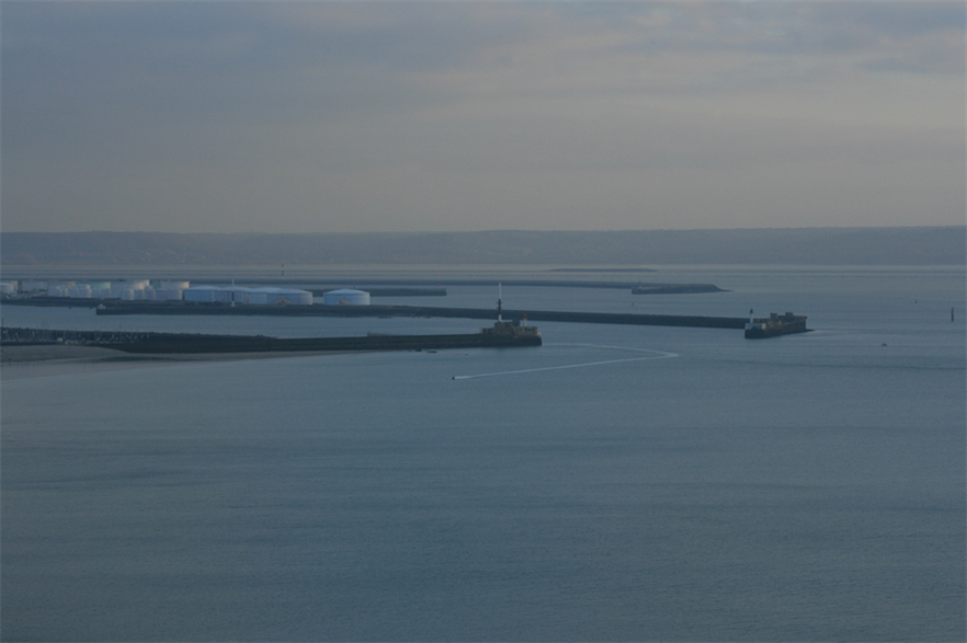 Le Havre Port intends to be a centre for the offshore industry