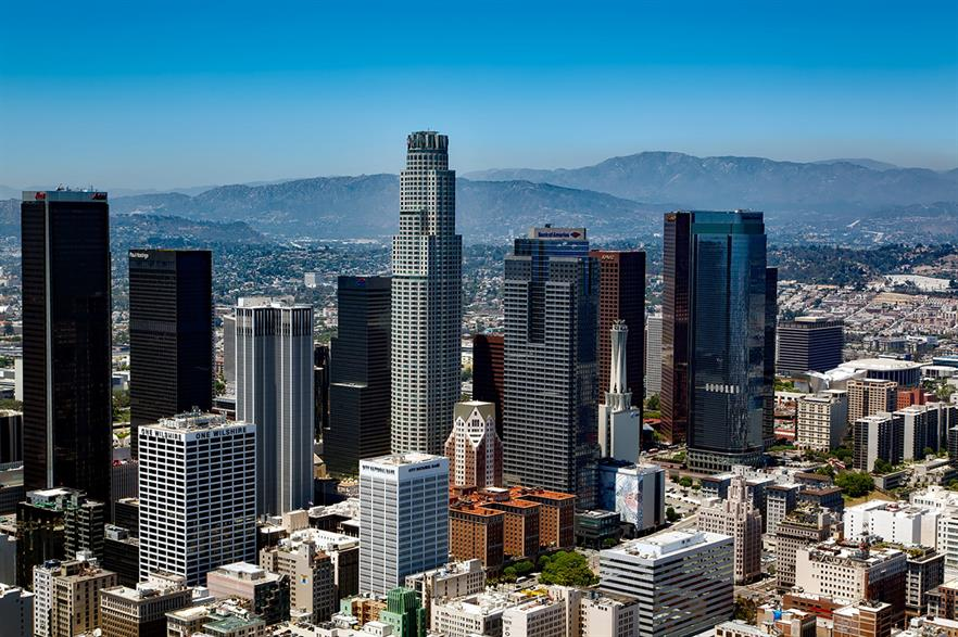 The Los Angeles area is believe to have been affected by the cyberattack, though the power supply was not interrupted