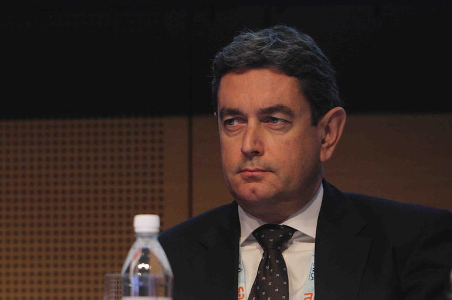 Fintan Whelan is a co-founder of Mainstream Renewables (pic: EWEA)