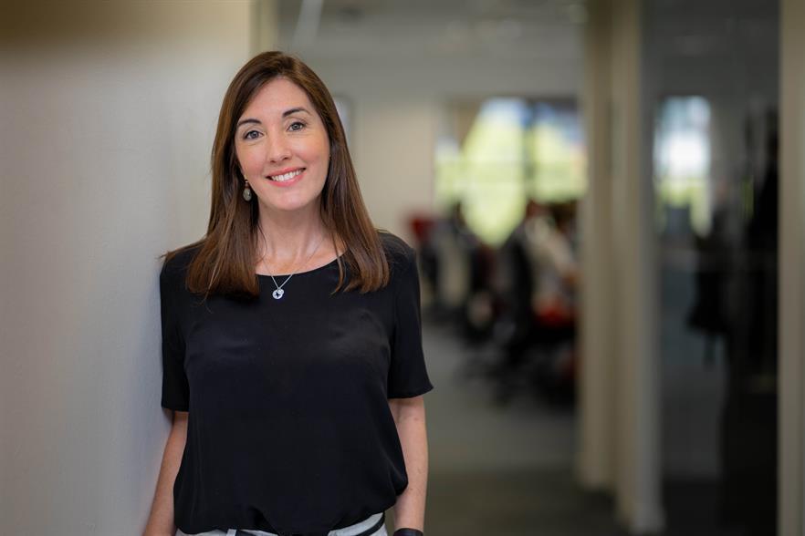 Marta Jimeno, global head of diversity and inclusion at Siemens Gamesa