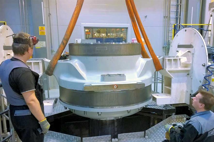 High-tech process… Independent suppliers play a key role in gearbox development (pic: Moventas)