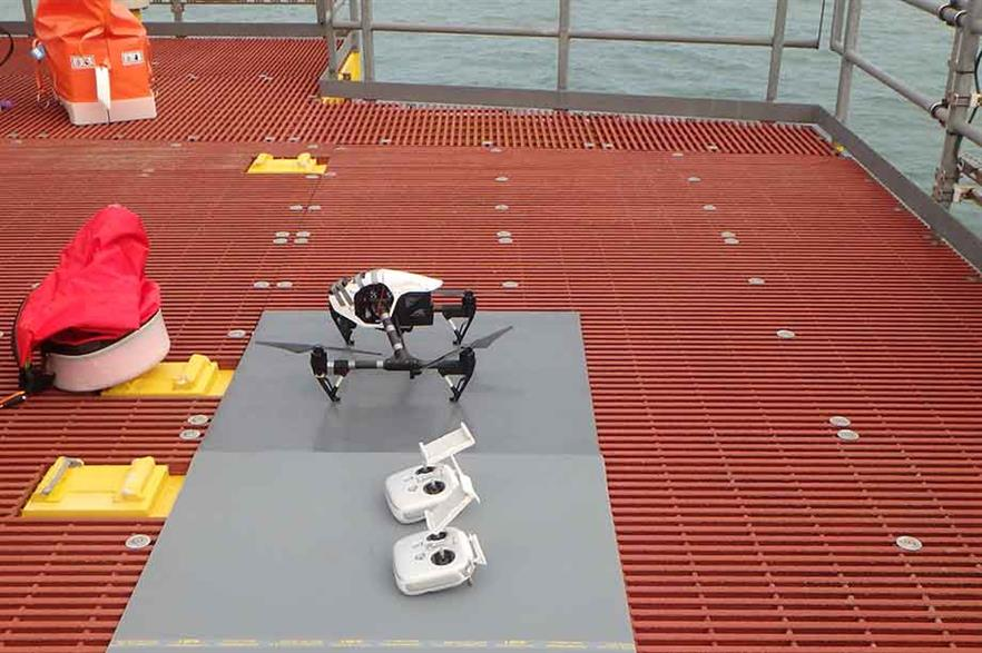 The research project aims to develop developing autonomous vessels, aerial vehicles and crawling robots (pic credit: Innogy)