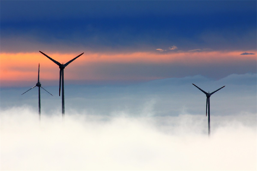 Investment in offshore wind hit record levels in 2020, according to BloombergNEF