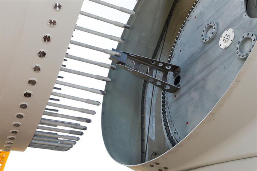 Tried and tested… The latest Siemens 6MW offshore turbines use hydraulic pitch control