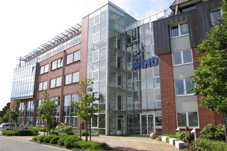 PNE Wind's headquarters in Cuxhaven, Germany