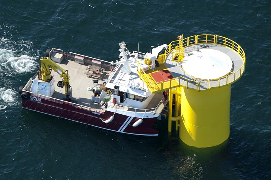 Ramboll has up until now focussed its activities more towards offshore wind
