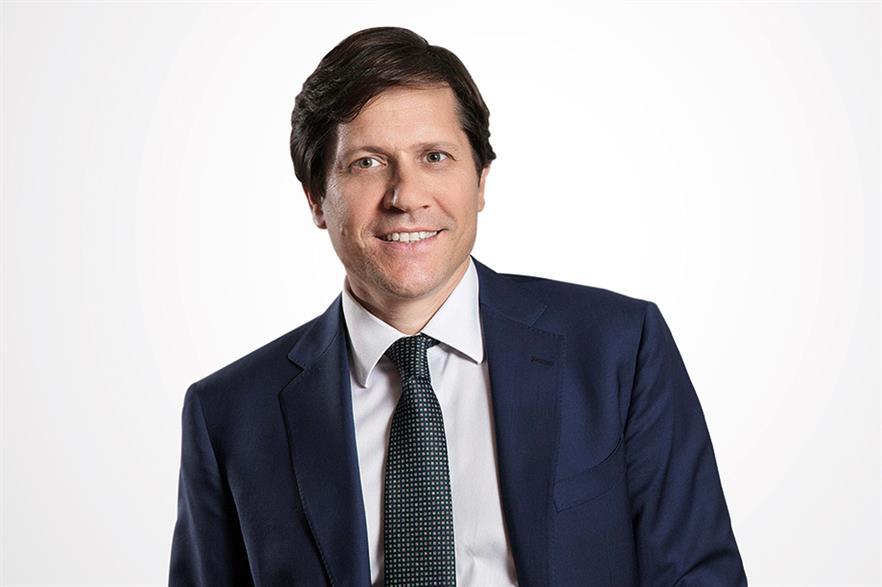 Enel Green Power CEO Antonio Cammisecra