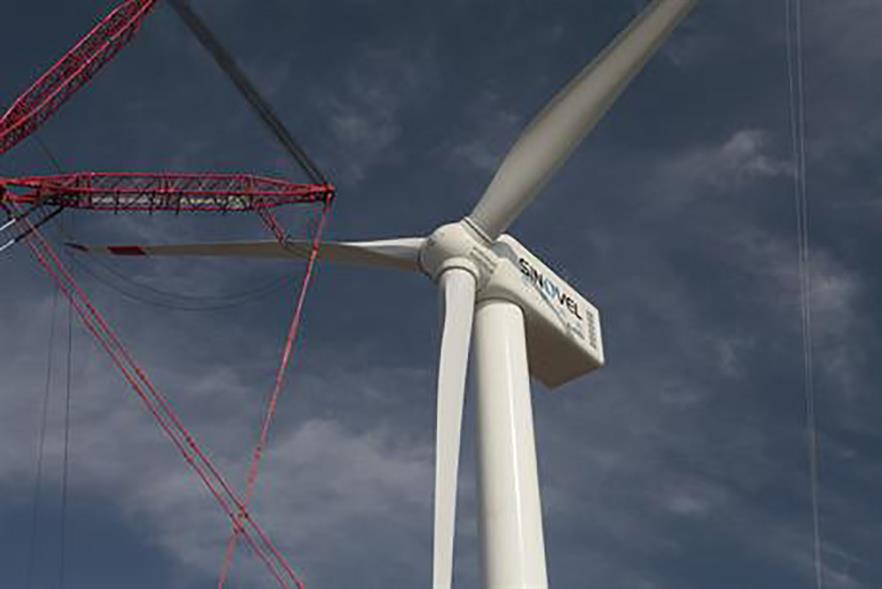 Sinovel is battling AMSC over alleged theft of intellectual property relating to turbine control codes
