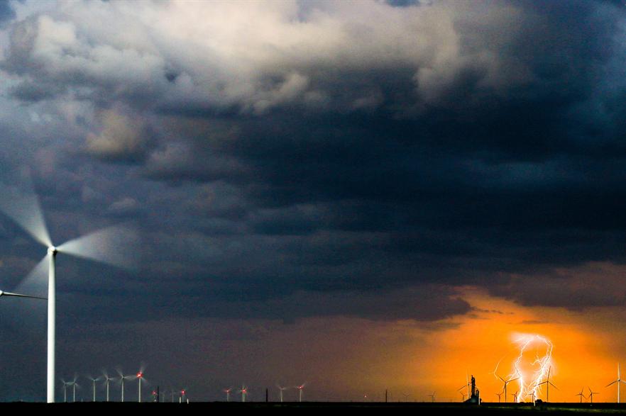 Spring Storms in Indiana, US (pic Cassie Boca/Unsplash)
