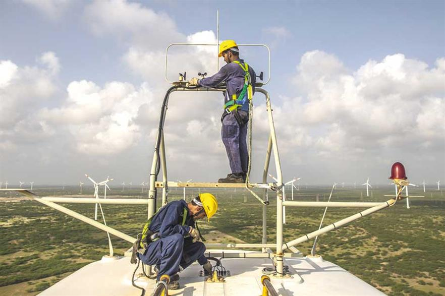 Suzlon's O&M business remains a source of income, with a 15GW fleet to service