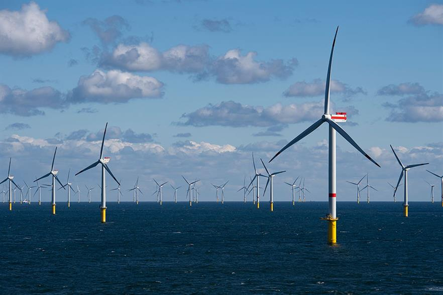Germany increased its goal for offshore capacity to 20GW by 2030, but the proposed changes could put this at risk, the industry has warned (pic: Trianel Windpark Borkum II/Matthias Ibeler)