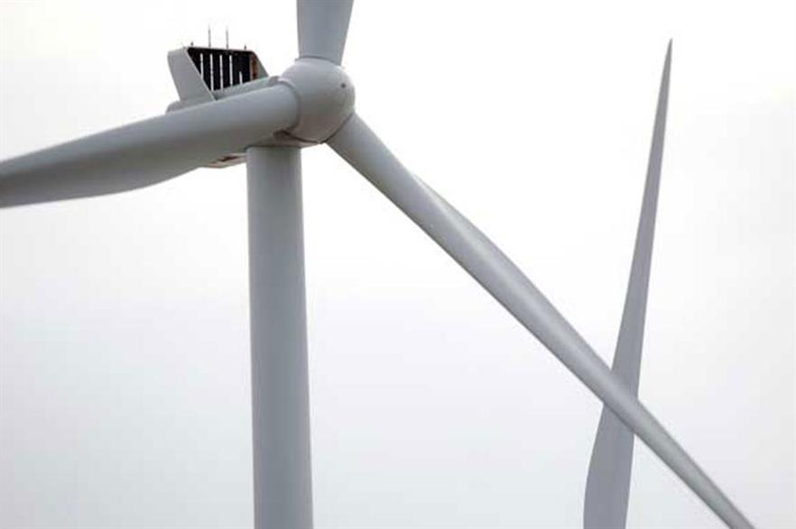 Vestas' V126 turbine will be used on the project