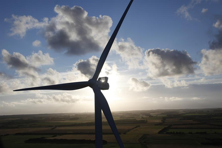 Vestas will supply ten of its V112 turbines to a 36MW extension project in Scotland