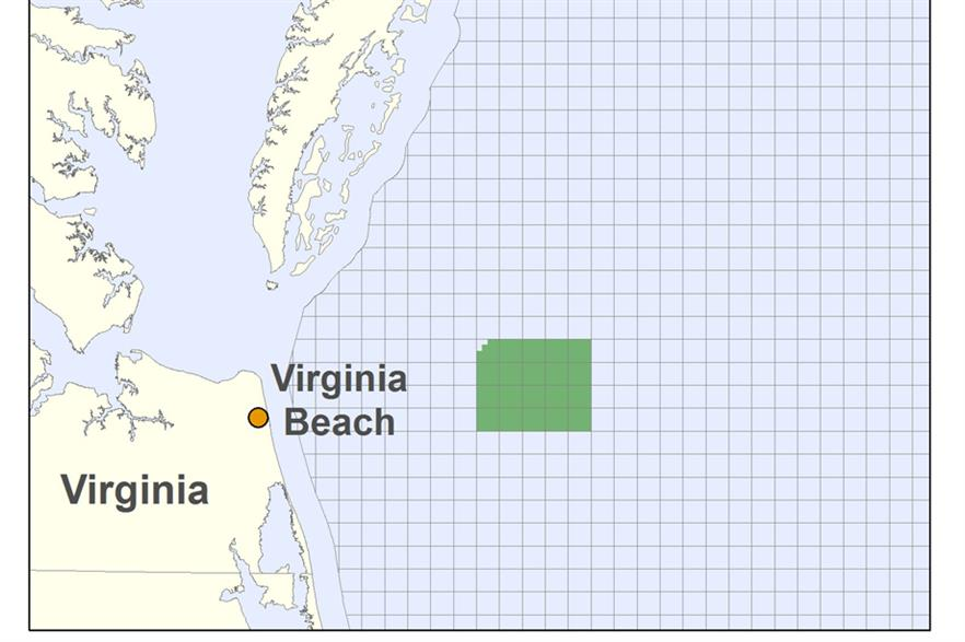 Dominion Virginia Power wins right to develop off the coast of Virginia
