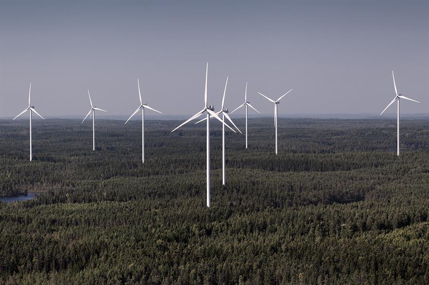 Vestas was named lead onshore wind turbine supplier in 2016 by BNEF