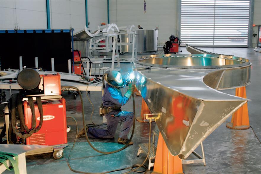 Enercon established MTA Metalltechnologie in late-2007