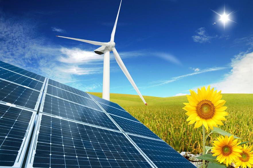 Blown away… Generation costs for wind are lower than for solar