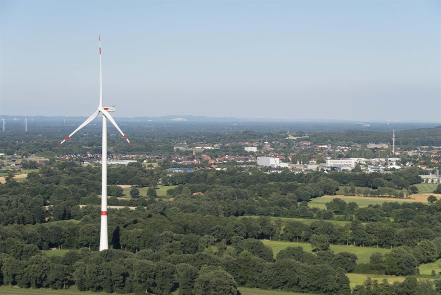 Nordex's latest orders in Germany include several different turbine models