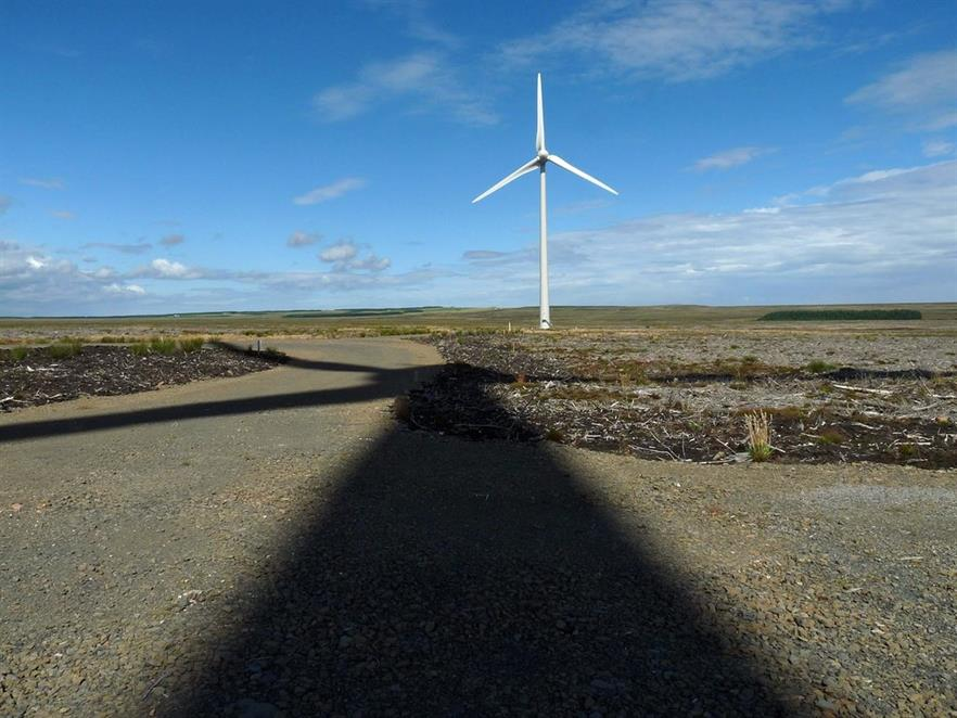Across Europe, 34,000 onshore turbines are now at least 15 years old, representing 36GW of capacity, according to WindEurope. (pic: Geograph/Claire Pegrum)