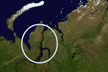 The project would be in the Yamal peninsula of Siberia