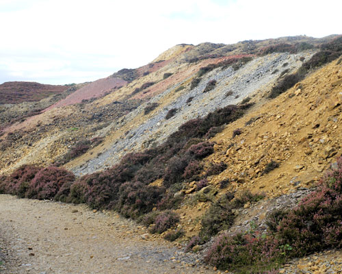 Parys Mountain on Anglesey (credit: Smabs Sputzer via Creative Commons)