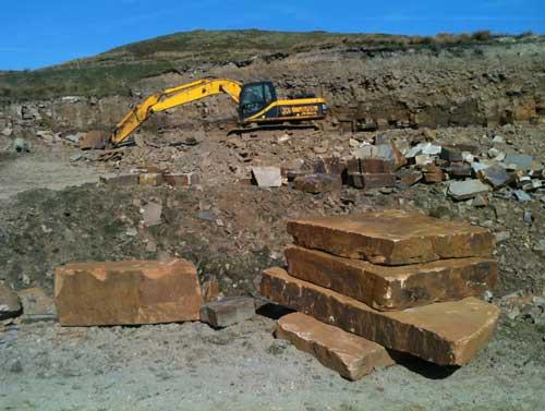 Leipsic Quarry (Image Credit: Cumbria CC)