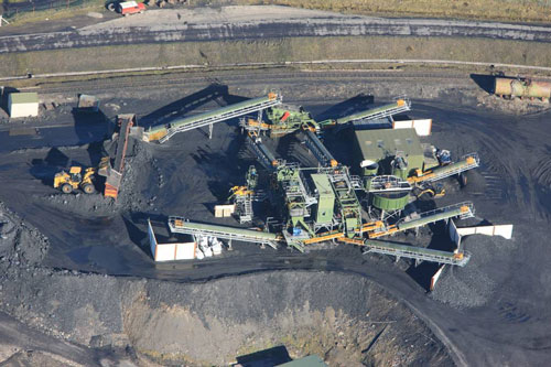 Ffos-Y-Fran: merit in transport of coal by road (RPS Planning & Development)