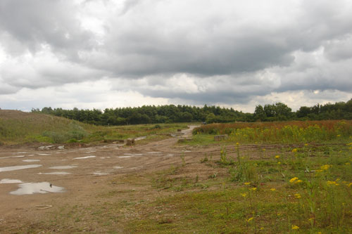 Dix Pit: European waste framework directive created an overriding need for a recycled aggregate facility (Image credit: Suzi Coyne Planning)