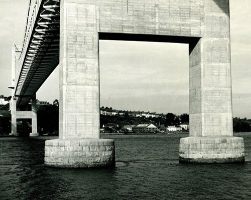 Tamar Bridge. Credit: Adrian Phillips/ De Lank Granite