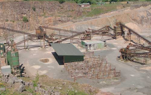 Wardlow & Wredon Quarry (Image Credit: Staffordshire CC)