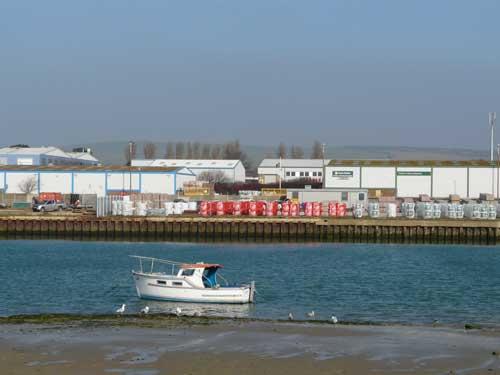 Kingston Railway Wharf (Image Credit: West Sussex CC)