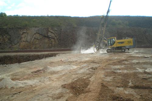 Cauldon Cement Works (Image Credit: Staffordshire CC)