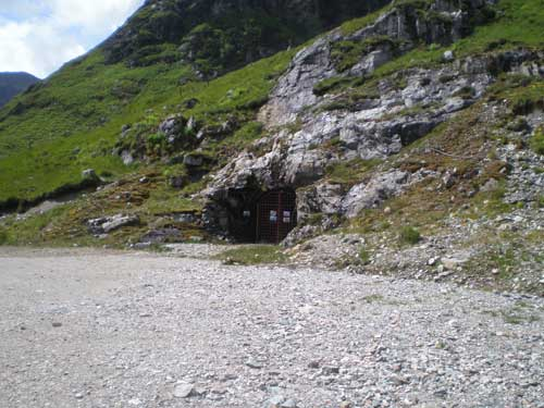 Cononish Gold Mine: expected to create around 50 jobs and input directly into the Scottish economy (Image credit: Nyree Hill)